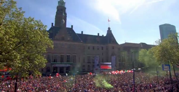Rotterdam verstuurt NL-alert: niemand kan er meer bij, 200.000 fans