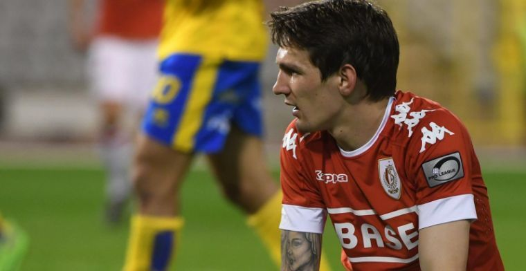 Einde van Luiks verhaal? 'Belgische club wil Raman losweken bij Standard'