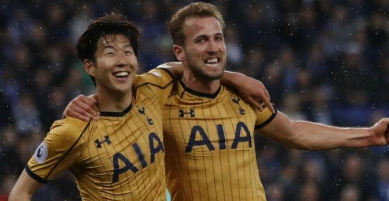 Imponerende Kane stoot Lukaku van de troon