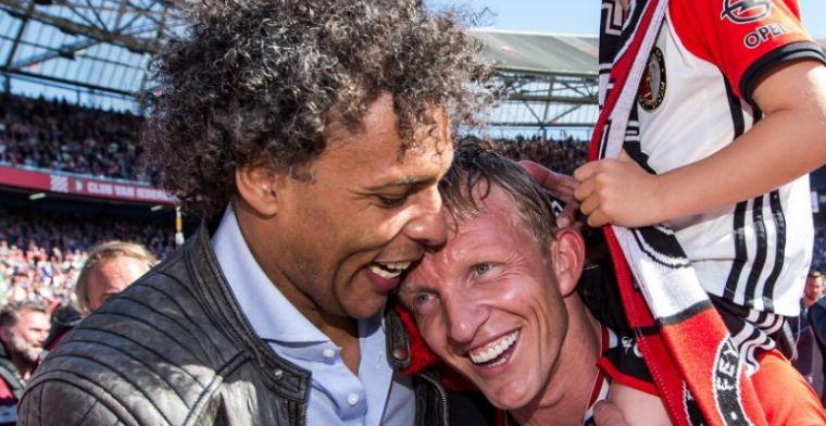 Van Hooijdonk: 'Zal wel mee hebben gespeeld, dat moet Dirk niet doen'