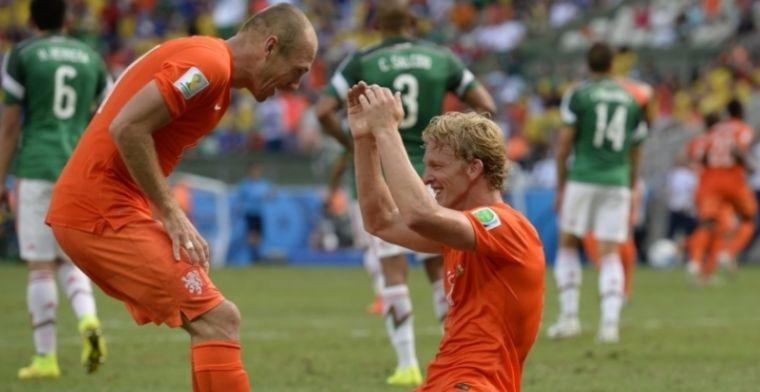Kuyt: Robben zei: jij moet hem nemen. Maar ik was al zo emotioneel