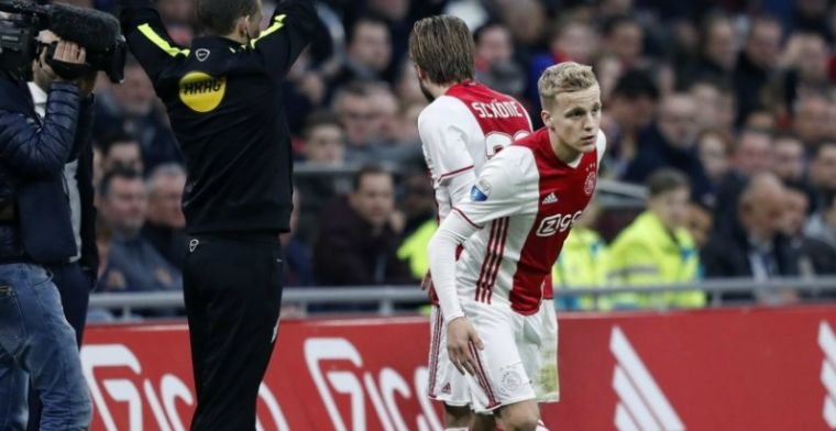 Hoop voor Europa League-finale Ajax: Nog geen idee of ik in de basis sta