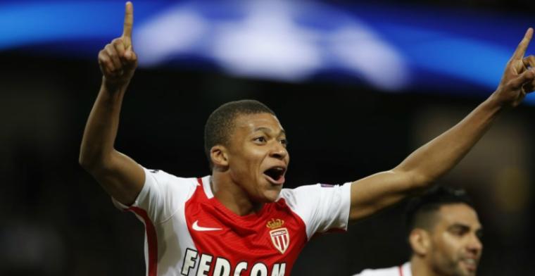 'Monaco wimpelt Engelse grootmacht af na bod van 75 miljoen euro op Mbappé'