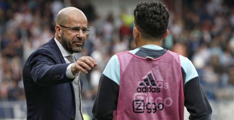 Bosz overtuigd: Ik doe nu hetzelfde, alleen bij Ajax met betere spelers
