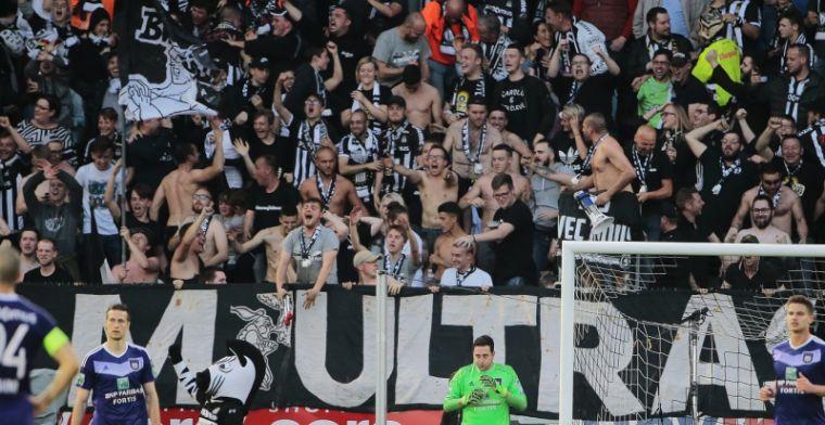 Twee zondebokken bij Anderlecht: Hij zet zijn reeks voort