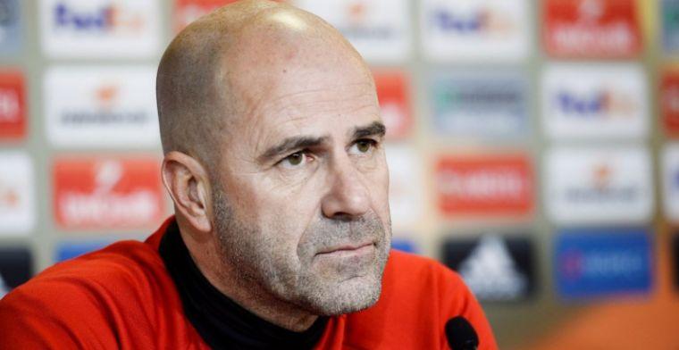 Bosz countert Mourinho: 'Voor onze jonge ploeg is het woensdag de 56ste wedstrijd'
