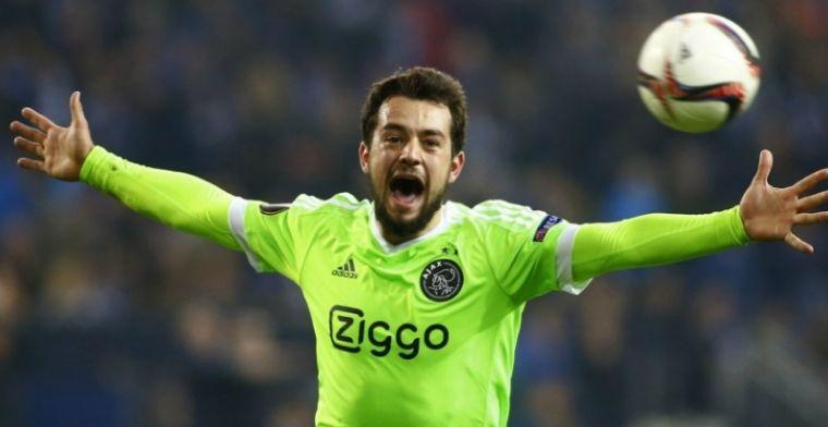 Grote verrassing voor Younes: Ik ben Ajax heel erg dankbaar
