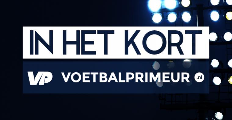 In het kort: eventuele huldiging Ajax op donderdag, mediaverbod bij Heerenveen