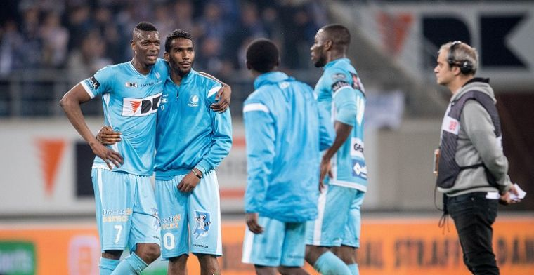 AA Gent kan Club Brugge zondag mokerslag geven