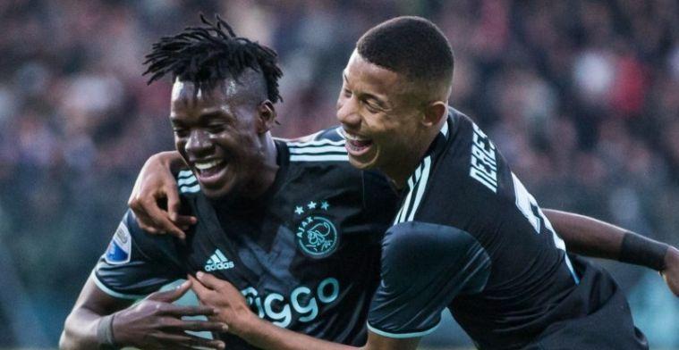 'Belletje naar Conte brengt belangstelling voor Traoré aan het rollen'