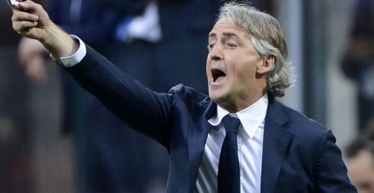 Mancini weinig respectvol naar De Boer: 'Met mij waren ze in top-drie geëindigd'