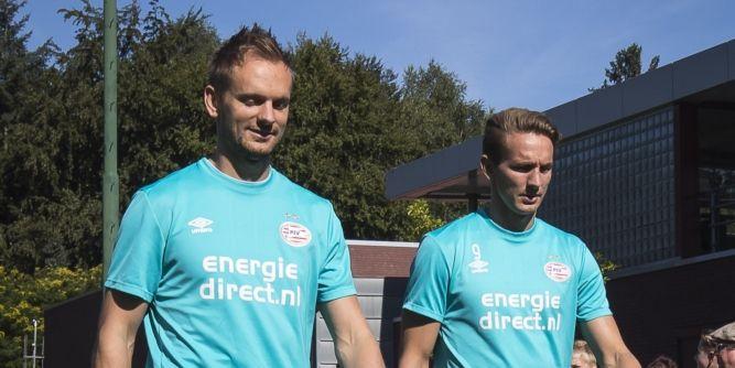 Veel vrienden zeggen dat ze Ajacied zijn, maar dit jaar waren ze voor PSV