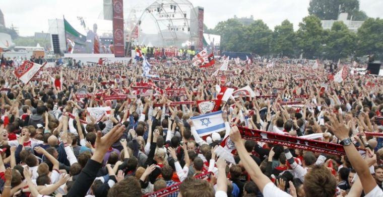 Amsterdam maakt zich op voor 150.000 feestende fans: gemeente neemt maatregelen