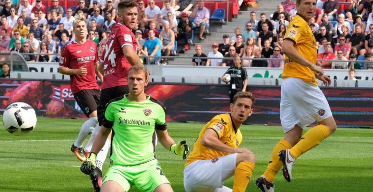 Sportkrant onthult: 'Racing Genk informeerde naar Duitse keeper'