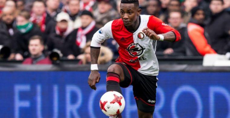 'Elia kan Feyenoord verruilen voor Turkse verrassing: plek twee en bekerfinale'