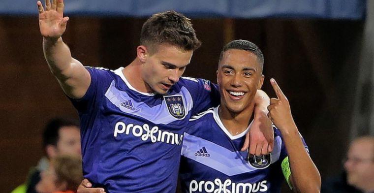 Anderlecht of Genk heeft de 'Profvoetballer van het Jaar' in de rangen rondlopen