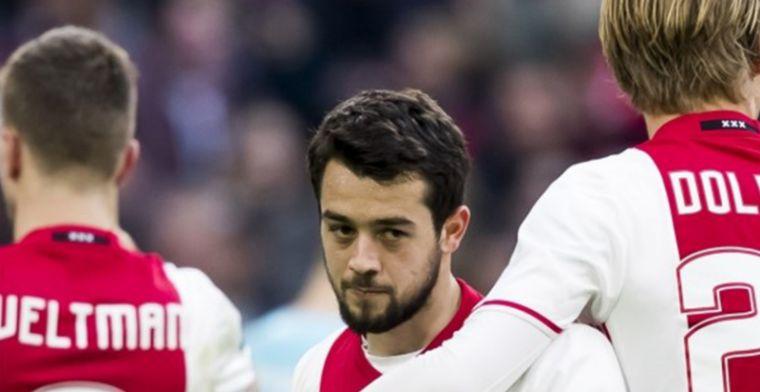 'Dortmund biedt twaalf miljoen euro op Ajacied, maar moet acht miljoen bijleggen'