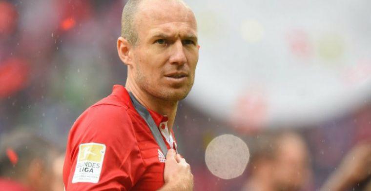 Dromen van Robben-terugkeer naar Nederland: Hebben we al veel over gesproken
