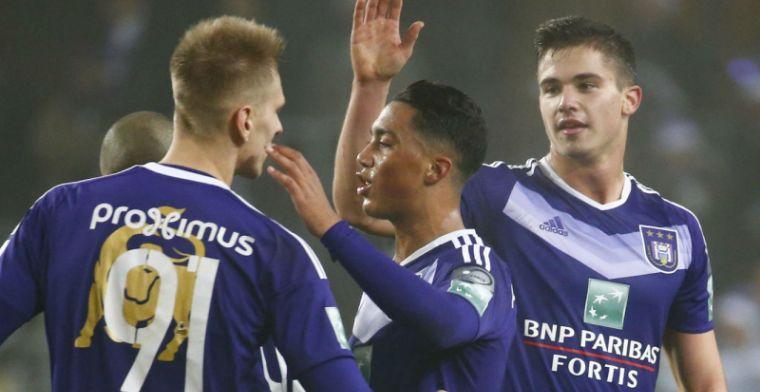 Aantrekkelijk en aanvallend voetbal is volgend seizoen een must bij Anderlecht