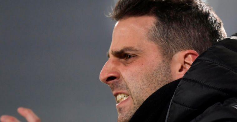 'Volgens mij heeft Mechelen die 6 doelpunten verschil verkeerd geïnterpreteerd'