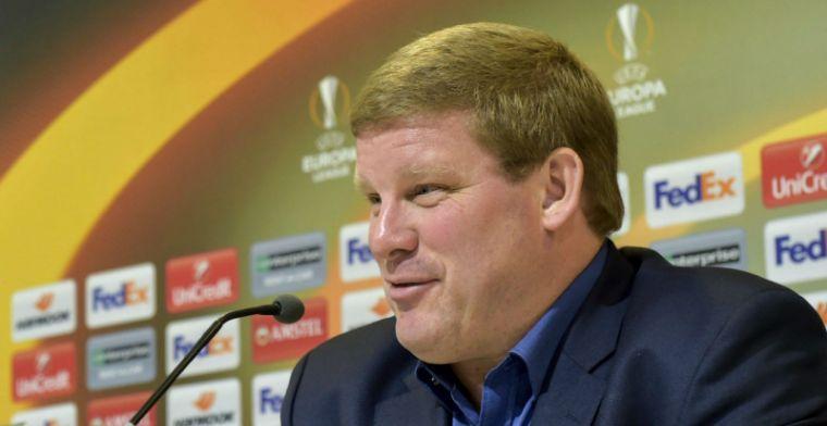 Vanhaezebrouck wil Champions League-voetbal: Maar er is een half mirakel nodig