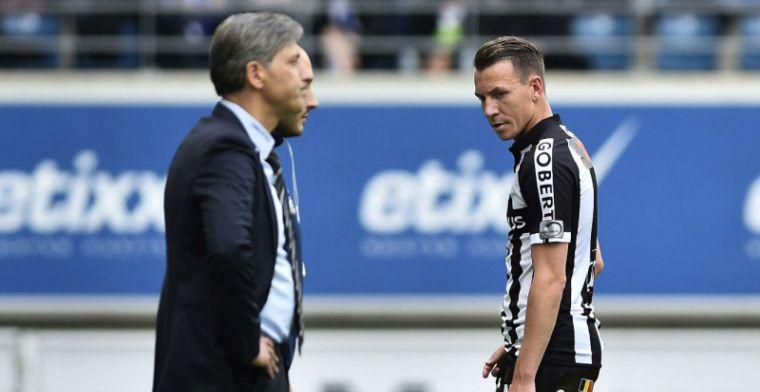 Beroep Charleroi haalt niets uit: nederlaag en schorsing Tainmont blijft staan