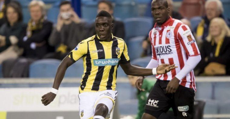 Fraser weet van interesse in 'sleutelspeler' van Vitesse: 'Heeft een hoog plafond'