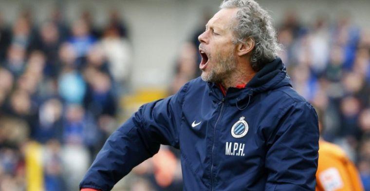 Preud'homme eist reactie van spelers: 'Voor de fans, het bestuur en hun toekomst'