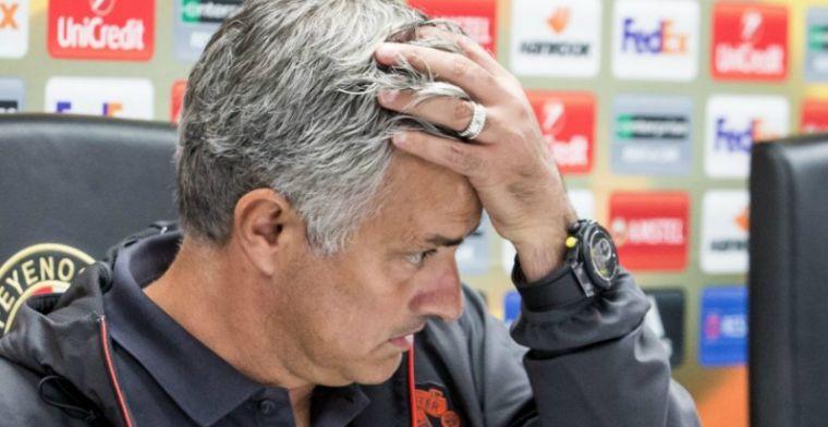 Mourinho sneert: Teams horen geen twee Europese toernooien in seizoen te spelen