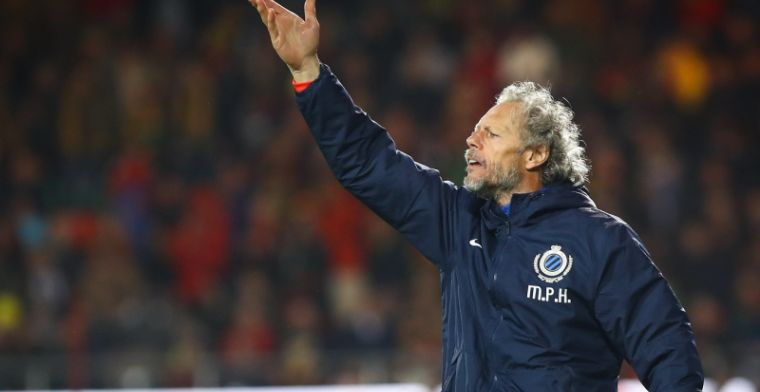 Preud'homme hekelt spelersgroep na pijnlijke afgang