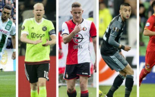 VoetbalPrimeur Elftal van het Jaar: middenvelders (2)