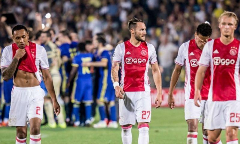 Afbeelding: Opvallende sneer voor Ajax uit Rusland: 'Wij hebben wel advies, Manchester United'