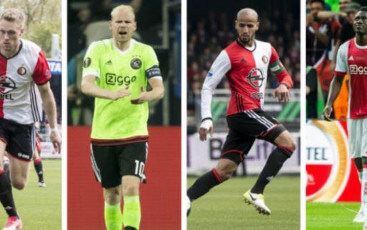 VoetbalPrimeur Elftal van het Jaar: liefst zeven Feyenoorders en vier Ajacieden