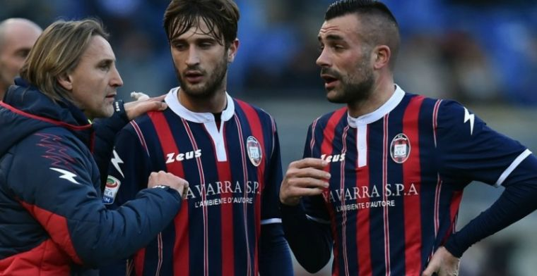 Mirakel in Italië: Crotone pakt meer punten dan Juventus en blijft in Serie A