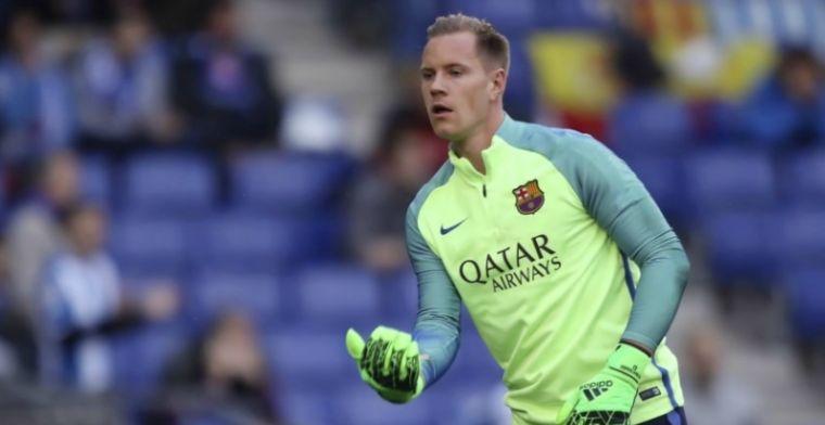 Tegenvaller voor Cillessen: Barcelona maakt doelman 180 miljoen waard