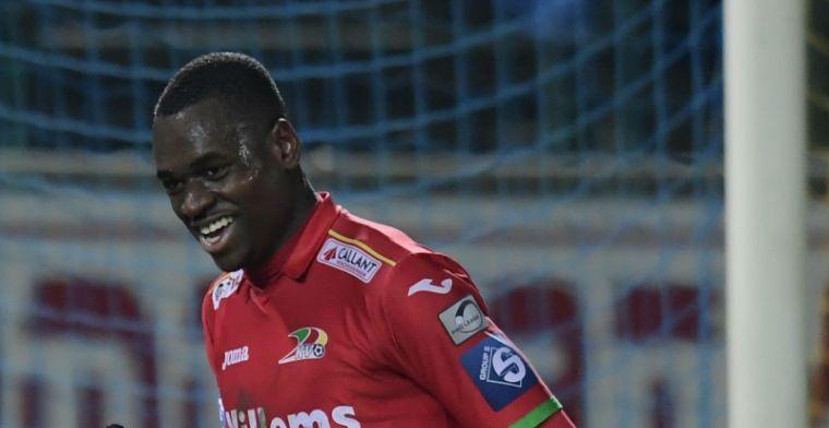 'Transfer Dimata zit in laatste fase, Oostende kan recordsom verwachten'