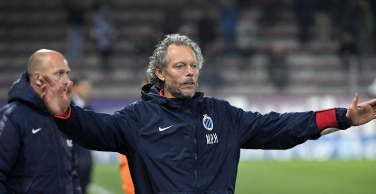 Verrassend: 'Belgische club liep een blauwtje bij Preud'homme'