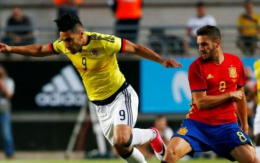 Afbeelding: Izquierdo debuteert met gelijkspel tegen Spanje, Italië viert tegen Uruguay