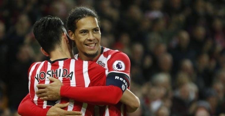 Gerrard juicht komst Van Dijk toe: 'Hij kan een belangrijk puzzelstukje zijn'