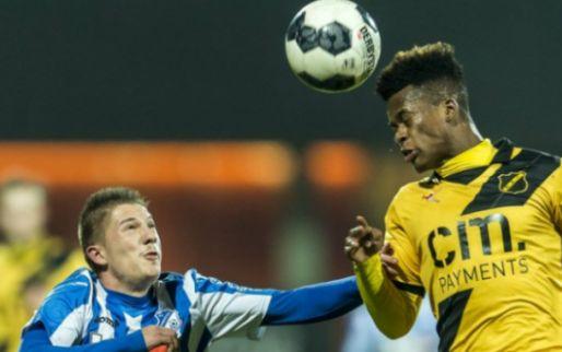 Afbeelding: 'City-talent promoveert niet met NAC mee naar Eredivisie en krijgt andere club'