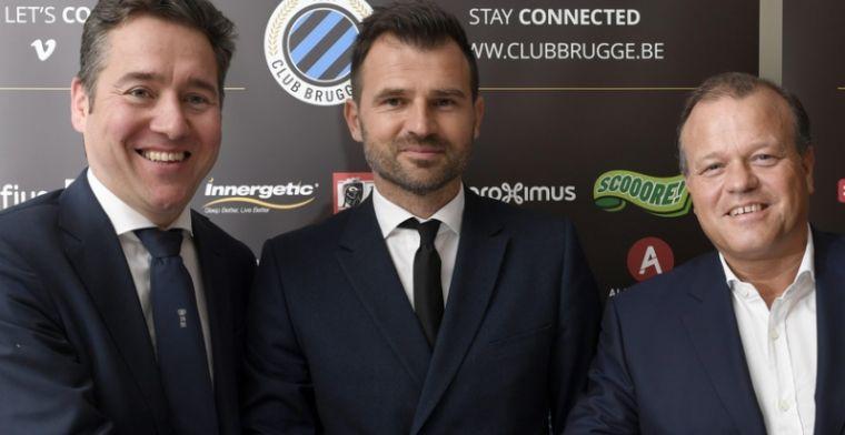 OFFICIEEL: Speler verkiest Cercle Brugge boven Club Brugge