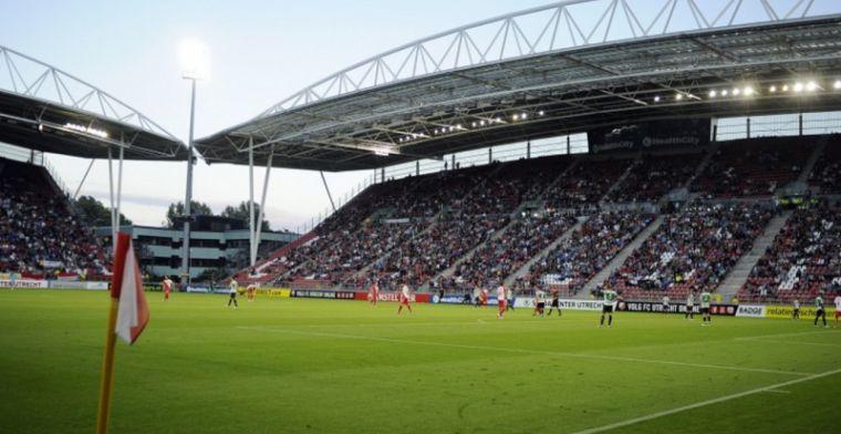 Ambitieuze amateur tekent bij FC Utrecht: 'Zo snel mogelijk aansluiten'