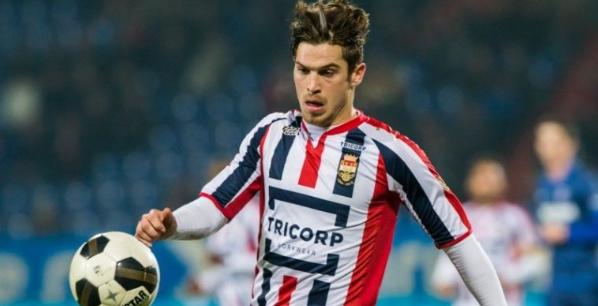 Eerste Willem II-vertrekker is verbaasd: 'Dacht dat Lamprou al club zou hebben'