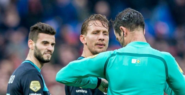 Klap voor Nijhuis: scheidsrechter degradeert uit elitegroep UEFA