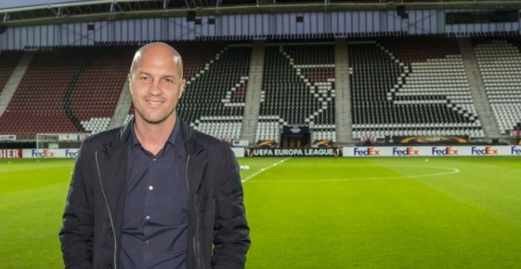 Cruijff verrast met carrièreswitch: 'Grote verantwoordelijkheid met zijn naam'