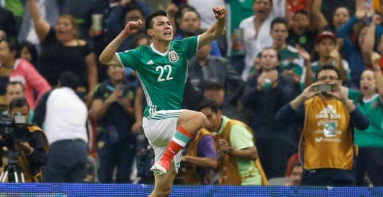 Update: Grote Spaanse krant: Lozano ondertekent binnen enkele uren PSV-contract