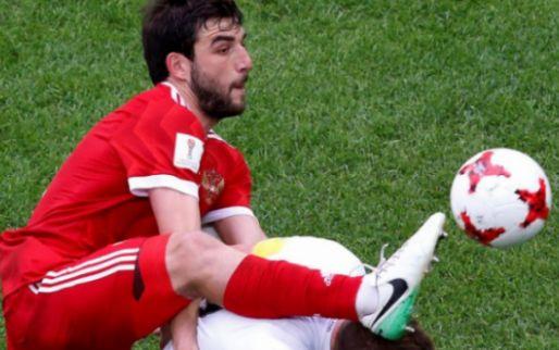 Afbeelding: Gastland Rusland kent met simpele zege sterke start op Confederations Cup