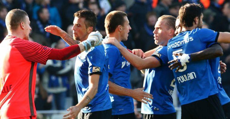 'Ervaren rot van Club Brugge kan vertrekken naar Amerika'