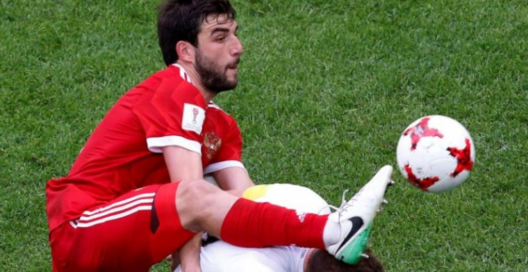 Ex-Feyenoorder bezorgt gastland Rusland sterke start op Confederations Cup