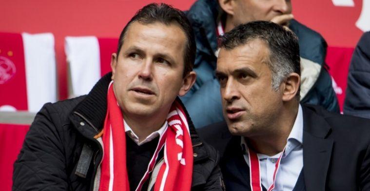 'Bijna niemand wist ervan bij Ajax, totdat Van der Meyde het schreef, haha'